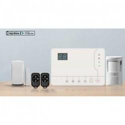 Centrale di allarme wireless gsm/sms/rfid