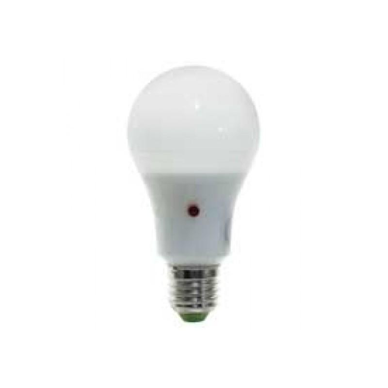 Duralamp S.p.a. Lampada a led con sensore crepuscolare